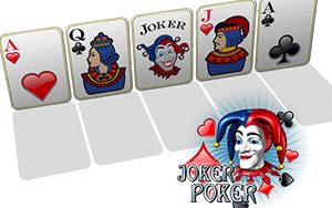 Jokeri Pokeri peli