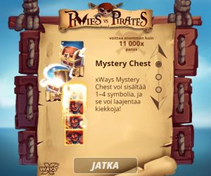 Pixies Pirates
