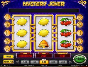 Mystery Joker peli